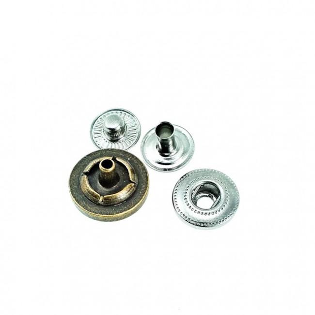 15 mm - 25 boy Metal çıt çıt düğme top düğme E 520