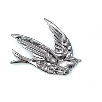 Brooch bird design BR005