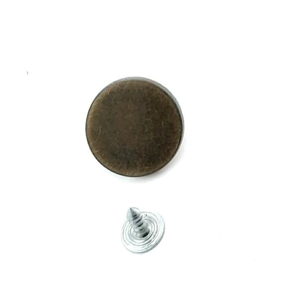 20 mm Plain Jeans Button E 1395