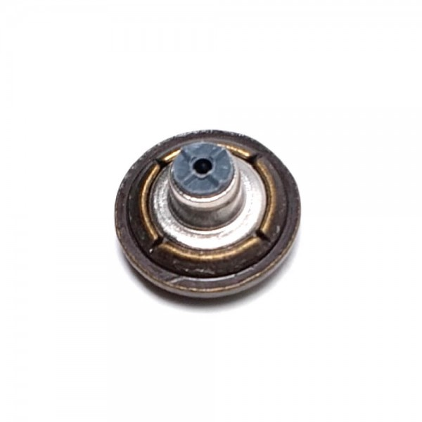 Alloy button 17 mm E 446