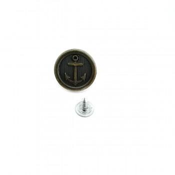 20 mm Blazer Jeans Button E 905