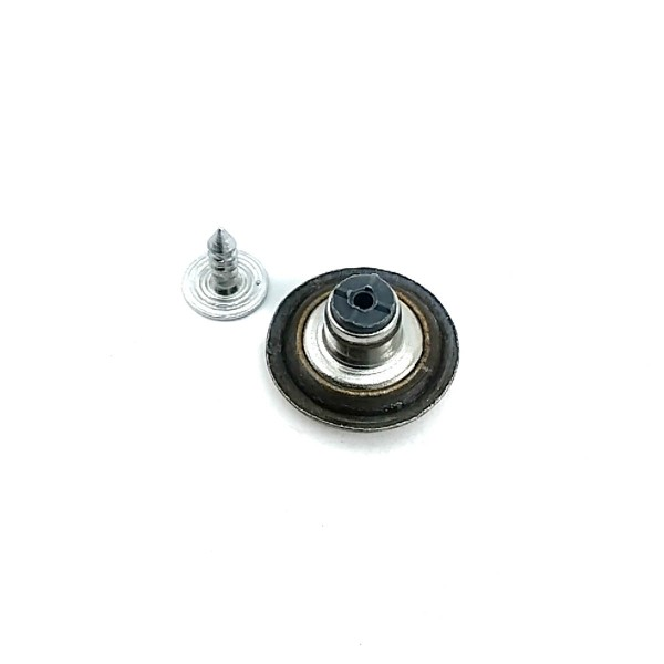 18 mm Square Embedded Button E 964