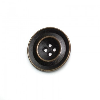23 mm - size 36 Metal button post with four holes E 1920