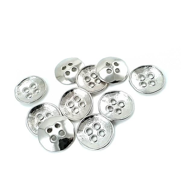 Retro four-hole metal button strut 20 mm - 31 lignes E 305