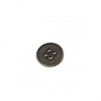 18 mm - 29 length Four-hole Sew Button E 321