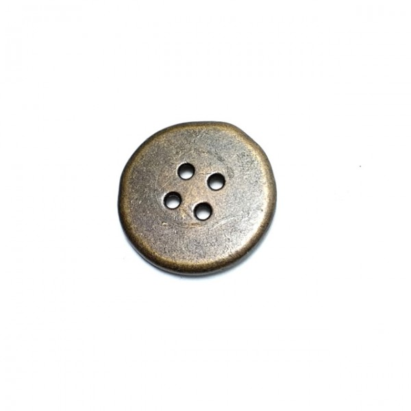 Four-hole Sewing button 23 mm E 408