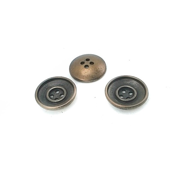 20 mm - 35 size Four-hole metal button sewing E 46
