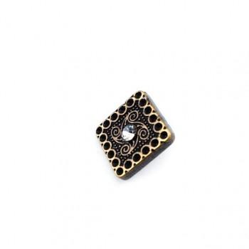 13mm Post Foot button 13mm width E 429