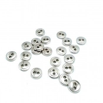 10 mm Sew Button with Two Holes E 1271