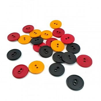 14 mm - 23 length 2-hole Sew Button E 975