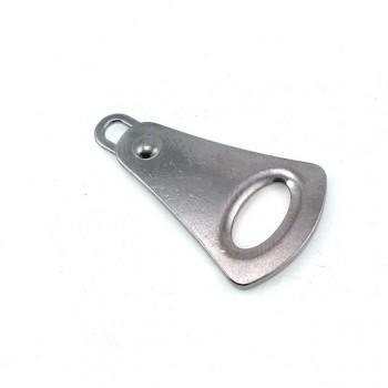40 mm x 22 mm Bell Shape Zipper Puller B 104