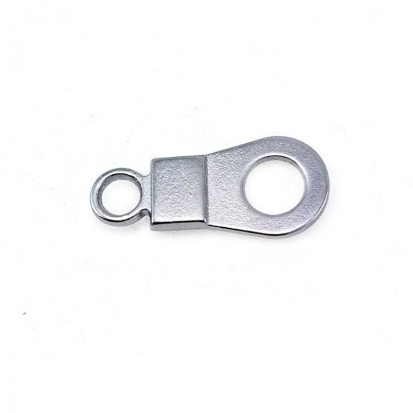 10 mm x 23 mm Zipper Pullers E 1010
