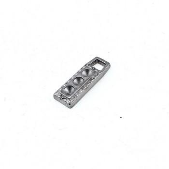 22 mm x 7 mm Stoned & Non-Stoned Zipper Puller E 1096