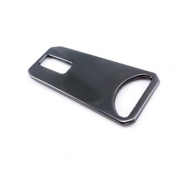 Outerwear zipper pull 40 mm x 20 mm E 1702