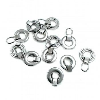 Metal snap ring shape 15 mm E 2023