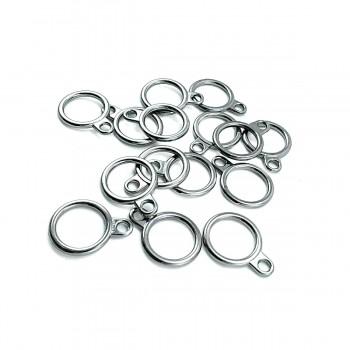 21 mm x 16 mm Ring Zipper Puller E 312