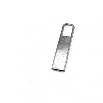 29 mm x 7 mm Simple and Classic Zipper Puller E 539