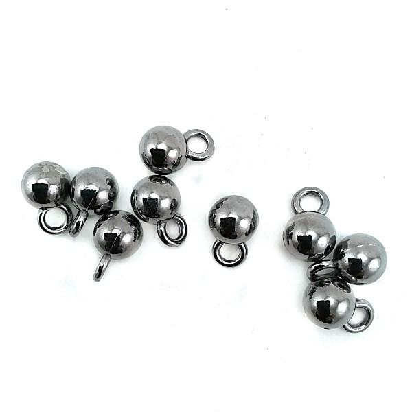 11 mm x 8 mm Ball Shaped Handle E 564