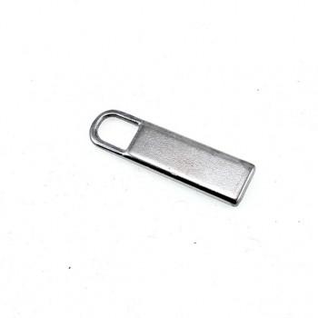 28 mm x 7 mm Simple Zipper Puller E 619