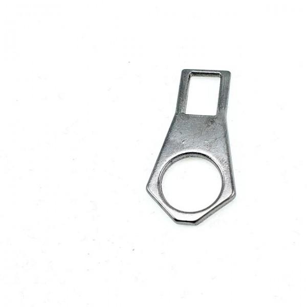 34 mm Zipper Pull Key Shape E 640