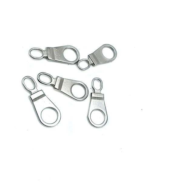 11 mm x 27 mm Zipper Pullers E 692