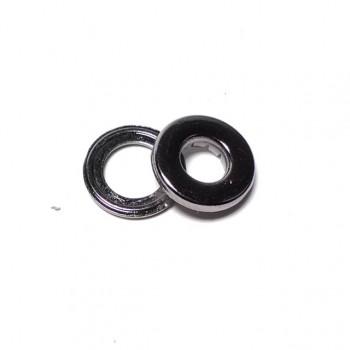 Metal eyelet - shoe tie hole diameter 11 mm E 1770