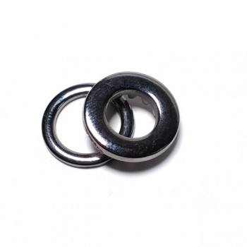 Eyelet metal diameter 17 mm E 1953