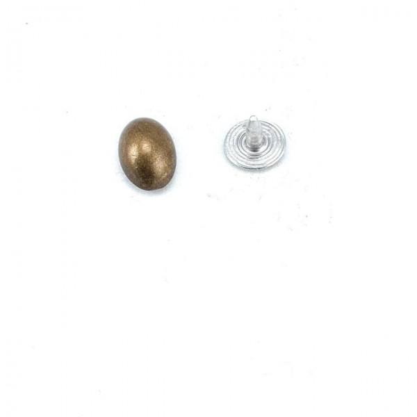Rivet ellipse shape 12x8 mm E 1153