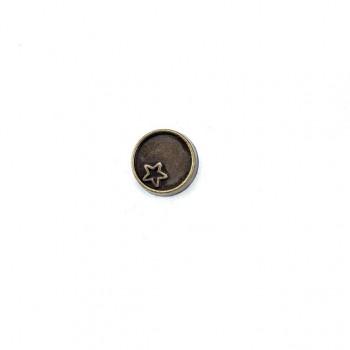 Rivet - rivet star pattern 10 mm 16 size E 1162