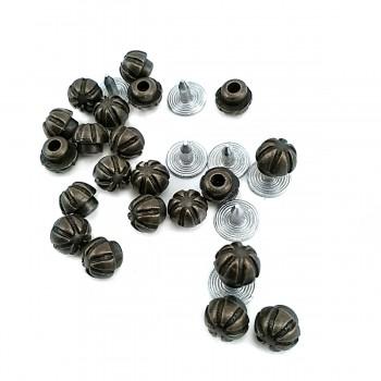 7.4 mm Rivet - with rivet aesthetic design E 287