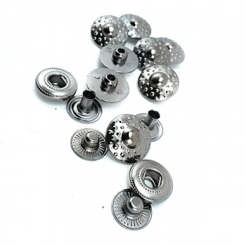 13 mm 20 length Zinc alloy with rivets - rivet E 610
