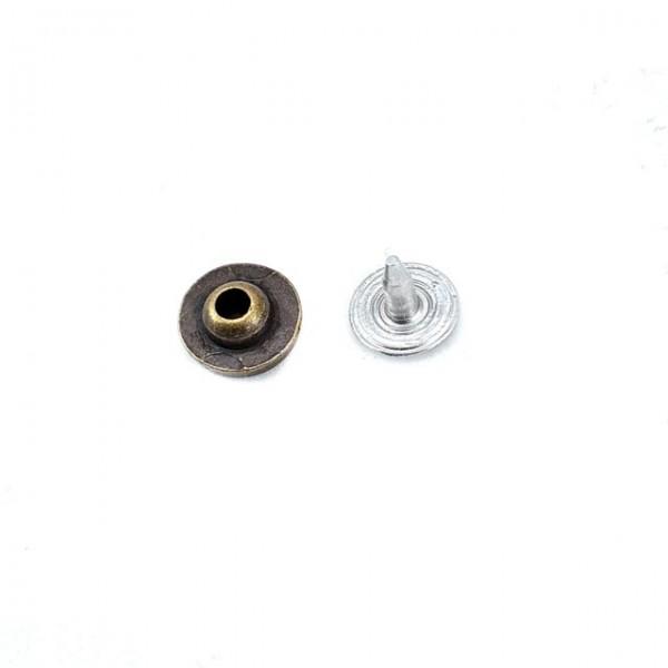 Rivet button simple design 9 mm - 14 size E 930