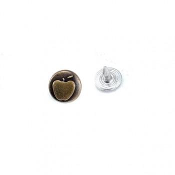 10 mm 16 length Rivet - rivet with apple logo E 932