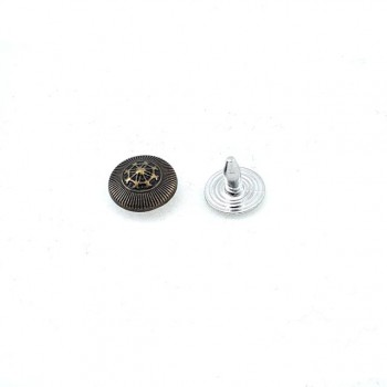 8 mm 13 length Zinc alloy with rivet design E 963