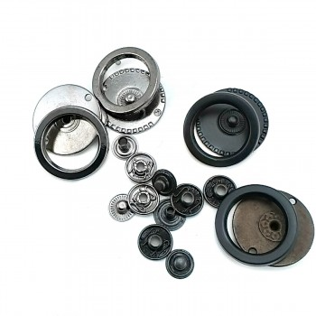 Ring Shape 28 mm Snap Button Е 1095