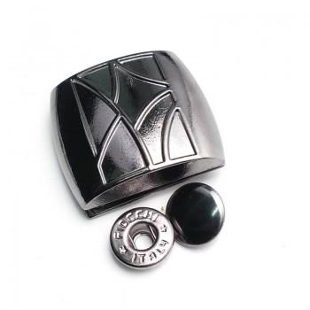 Double-track trim snap button 30 mm E 1794
