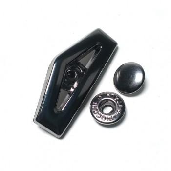 44x18 mm Outerwear snap button E 1832