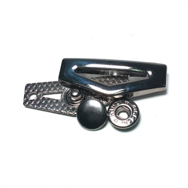 Outerwear snap button 44 x 18 mm E 1832
