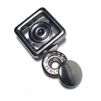 20 x 20 mm Square snap button accessory Е 1965 | Snap Fastener Prices