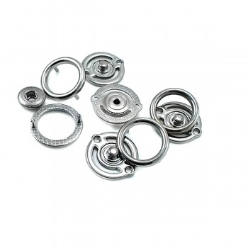 Ring Shape 22 mm Snap Button Е 2160