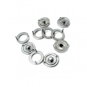 Ring Shaped 15 mm Snap Button Е 2161