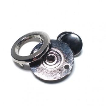 15 mm diameter Eyelet snap button E 669