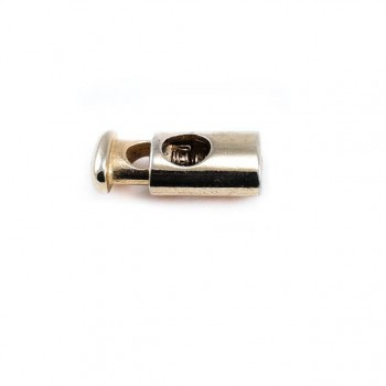 Metalized stopper - single hole 20 mm E 1916