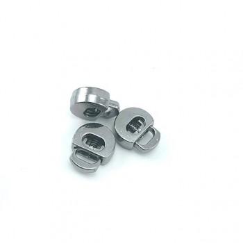 Metallized stopper - single hole 11 mm Ay Stopper E 2131