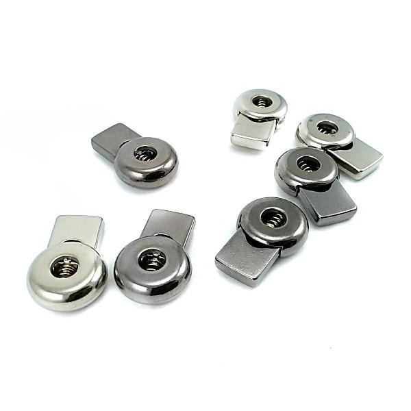 16mm Metal Single Hole Stopper E 2178