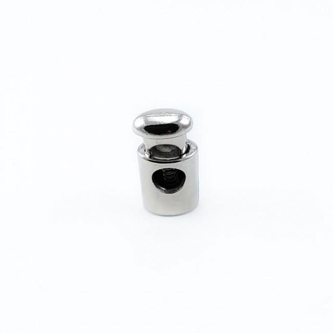 Metal kordon kilidi tek delikli  21 mm E 299