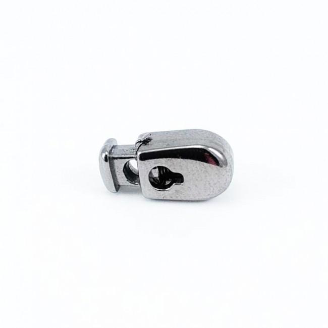 Metal stoper şık ve estetik tek delikli 18 mm  E 827