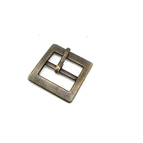 21 mm  Square Center Bar Bag Buckle E 1146