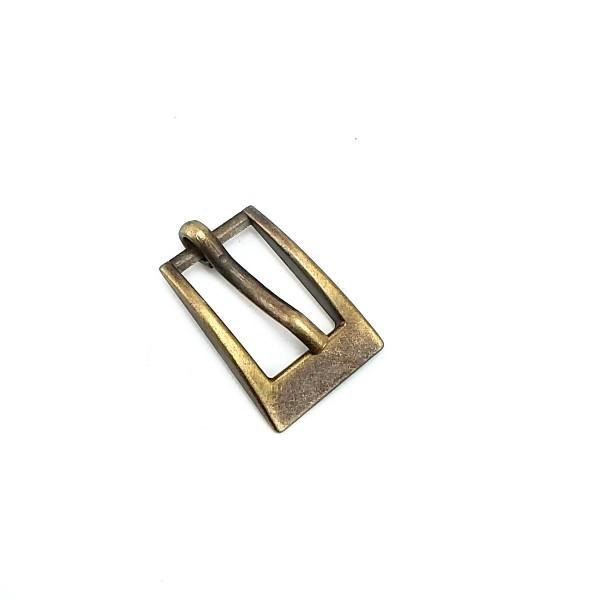 15 mm Stylish Rectangular Belt Buckle E 1335