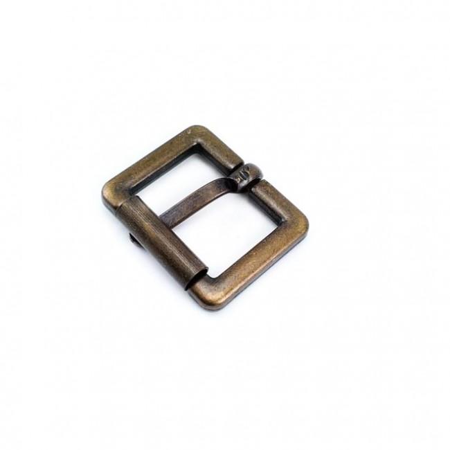 Metal toka - kemer tokası 2,7 cm E 1918
